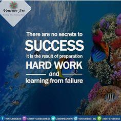 There are no secret to success.  #خطة #عمل #مؤسسة #الانطلاقبالعملالتجاري #بداية #مشروعك #كويت #حلول #ابدء #ابريل #kuwait #startup #smallbusiness #ideas #business #solutions #growth #and #development #picoftheday #like4like #tb #wednesday #august #success #hard #work #secret #failure #learn