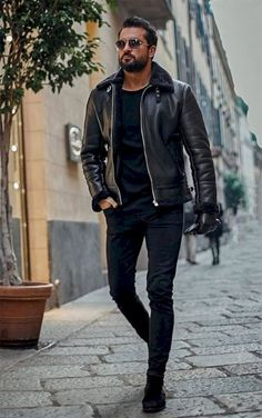 Brown Leather Jacket Men, Classic Leather Jacket, Lambskin Leather Jacket, Vintage Leather Jacket, Leather Men, Leather Jackets For Men, Black Bolero Jacket, Stylish Men, Men Casual