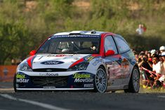 Ford Focus WRC..McRae-Grist