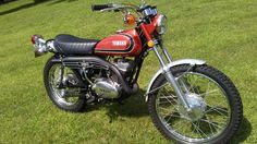 Vintage Enduro Discussions: who restored my 73 Rt3 360 (3/4)