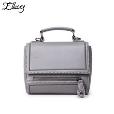 22.62$  Watch here - http://alioh3.shopchina.info/1/go.php?t=32770502824 - Ellacey New Women Messenger Bags Small Box PU Leather Handbags Trend All Match Women Bags Girls Trunk Crossbody Pandora Bag  #magazineonlinewebsite