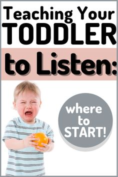 Teaching Toddlers to listen when asked to do something including not hitting others! This method is about TEACHING your child, THEN implementing age-appropriate consequences!! #toddler #baby #behavior #discipline #toddlerbehavior #toddlerdiscipline #terribletwos #tantrums #hitting Toddler Behavior, Toddler Age, Toddler Discipline, Mindful Parenting, Parenting Advice, Kids Learning Activities, Teaching Kids, Terrible Twos, Behavior Management