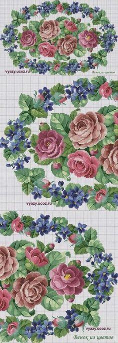 Cross Stitch Rose, Cross Stitch Flowers, Cross Stitch Embroidery, Hand Embroidery, Cross Stitch Patterns, Mosaic Flowers, Embroidered Bag, Flower Wallpaper, Yarn Crafts