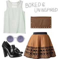 Bored and isnpired by silvana-loli-olivas on Polyvore featuring moda, Monki, Alexander Wang and Chanel