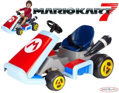 Super Mario Kart Ride-On