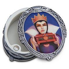 Snow White and the Seven Dwarfs Evil Queen PokitPal by Olszewski