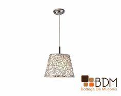 Lámpara colgante perfecta para iluminar un comedor elegante