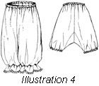 Lesson 29—Pretty Underthings      The Fascination of Pretty Underthings    There is something fascinating, something charming in dainty underthings—in soft, frilly, lacy camisoles and bloomers and chemise. One loves to fondle them, to wear them—to make them.    If you love pretty underthings—as you certainly must—you will be able to effect a tremendous saving. Instead of buying one dainty little camisole ready-made you can make yourself three. You can have many s...