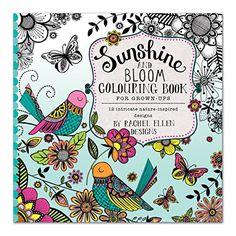 Rachel Ellen Adult Colouring Book - Sunshine & Bloom Rachel Ellen Designs http://www.amazon.co.uk/dp/B013SXQY5U/ref=cm_sw_r_pi_dp_Hvnlwb0AGJWFE