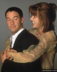Keanu Reeves & Sandra Bullock - Speed (1994)