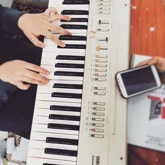 """#بيانو ❤️ "" Photo taken by @sahar_atoo on Instagram, pinned via the InstaPin iOS App! http://www.instapinapp.com (11/17/2015)"