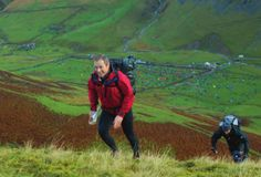 Mountain Trails: travel light move swiftly