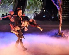 Janel Parrish and Val Chmerkovskiy Dancing With the Stars Contemporary Video Season 19 Week 8 #DWTS #JanelParrish