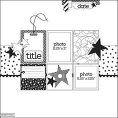 canon creative girl: Page Maps & American Crafts Scrapbook Layout Sketches, Scrapbook Templates, Card Sketches, Scrapbooking Layouts, Disney Scrapbook, Scrapbook Albums, Scrapbook Cards, Map Sketch, Doodle Sketch