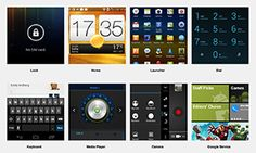 Toolbox of apps. tools and widgets