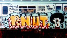Kings of Graffiti – P. Street Art News, 3d Street Art, Street Art Graffiti, Graffiti History, New York Graffiti, Nyc Subway, Subway Art, Famous Graffiti Artists, Sidewalk Chalk Art