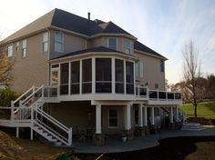 Wasson Project - traditional - exterior - baltimore - T.W. Ellis LLC