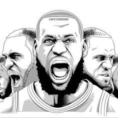 Lebron James Wallpapers, Lakers Wallpaper, City Drawing, Nba Sports, Magic Johnson, King James, Los Angeles Lakers, Karate, Kobe