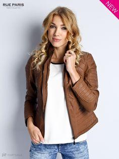 Jacket model 32272 Rue Paris
