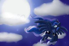 Princess of the Night by vcm1824.deviantart.com on @DeviantArt