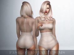 FashionRoyaltySims's Sims 4 Downloads