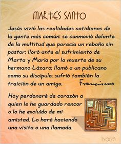 ESPECIAL DE SEMANA SANTA: Martes santo- Suplicios que los enemigos hicieron sufrir a Cristo