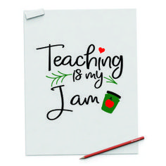 Teacher Page, My Jam, Social Media, Teaching, Digital, Printables, Design, Print Templates