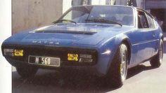 OG | 1973 Matra-Simca Bagheera U8 - Project M560 | Prototype