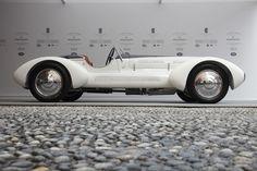 Vincitrice Coppa d'Oro Villa d'Este 2014 Alfa Romeo 6C 1750 GS, Zagato, 1931