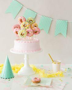 Donut Cake Topper | Oh Happy Day! | Bloglovin'