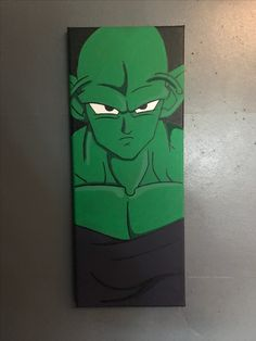 Dragonball Z canvas #3