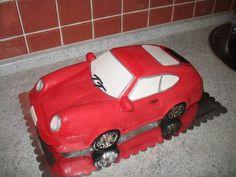 Porche Carrera Cake
