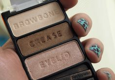 The Black Pearl Blog - UK beauty, fashion and lifestyle blog: Wet n Wild Walking on Eggshells Eyeshadow Trio review