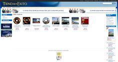 Empresa: Tu Grandeza, S.A.  Role: Tienda de eBooks, Audios, etc.  Web: www.tiendadeexito.com