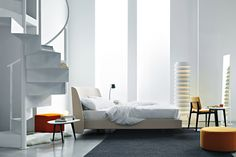 BEST BRANDS: Lema in 10 frames - Letto Edel, Officinadesign Lema, 2011 | #designbestmagazine @lemamobili