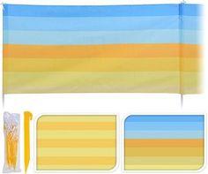 Windscherm 480 x 82 cm