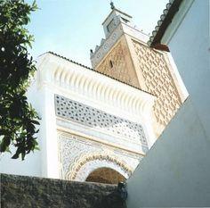 Zawiyya Sayyidi Abu Madyan | Archnet