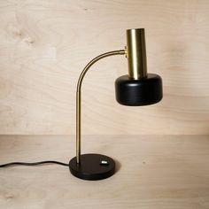 """lampe vintage années 70 """"Hans"""" #rienacirer #meublevintage"""