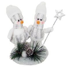 trioart.sk   Snehuliak×2 látkový (Výpredaj – vianoce (až – 75%), Textilné dekorácie ( – 50%))
