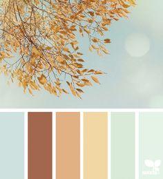 Autumn Tones   Design Seeds