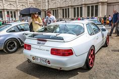 Show 'n' Shine - Oct - 2014 - Part 2 - Photos - Porsche Club of Victoria Porsche 968, Porsche Club, Porsche Models, Rear Wheel Drive, 2 Photos, Manual Transmission, Cars And Motorcycles, Cool Cars, Victoria