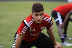 Santos acerta contratação de meia Vitor Frezarin para time sub-23 #globoesporte