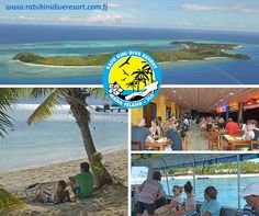 Ratu Kini Dive Resort is located on magical Mana Island. The island is surrounded by white sandy beaches, palm trees and crystal clear blue waters, making it ideal for swimming, diving, snorkelling or just relaxing. Dive in today!