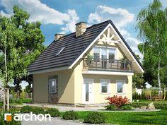 Dom w sasankach Carriage House Plans, Tiny House Design, Pool Houses, Double Doors, My House, Farm House, Home Fashion, My Dream Home, Farmhouse Decor