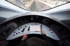Revista Eletrônica Trem de Alta Velocidade: Novo ICE 3 - Alemanha
