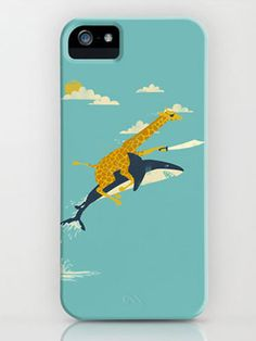 15 Cool iPhone Cases That Double As Statement Pieces: Animal Attraction $35; Society6