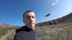 DJI Mavic Pro Drone Πεντέλη.Πρώτες εντυπώσεις..The Phantom.Greece with a...