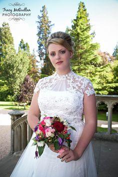 Bridal Shoot Ross Priory