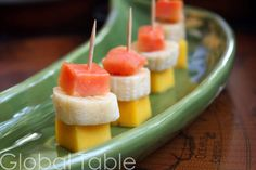 10 Fabulous Finger Foods from Around the World (a.k.a. Party Food)
