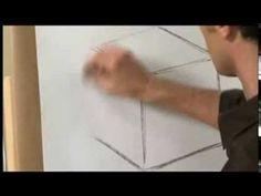 Curso de dibujo y pintura  - Dibujo  2